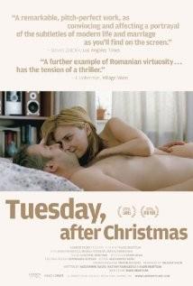 Tuesday, After Christmas: la locandina del film