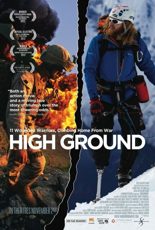 High Ground: la locandina del film