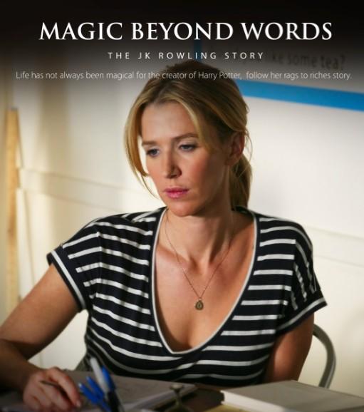 Magic Beyond Words: la locandina del film