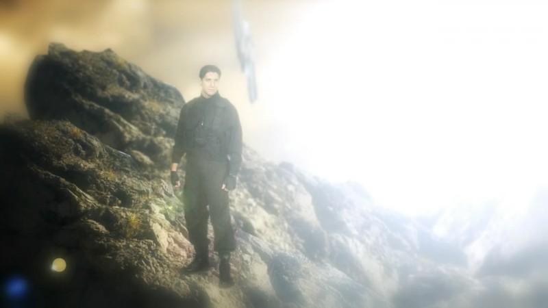Columns: una foto promozionale della miniserie