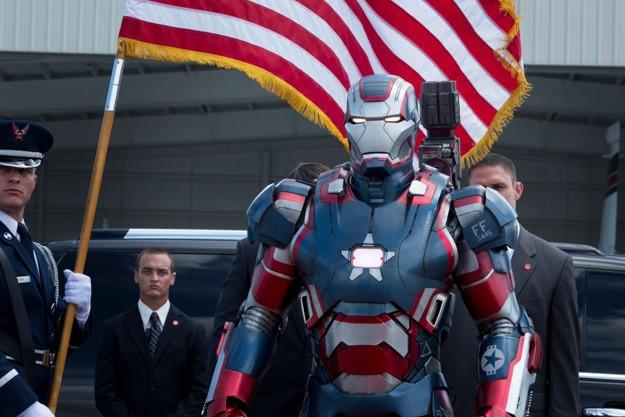 Iron Man 3: un'armatura nuova di zecca
