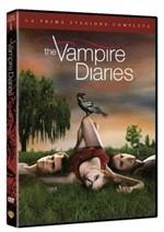 La copertina di The Vampire Diaries - Stagione 1 (dvd)