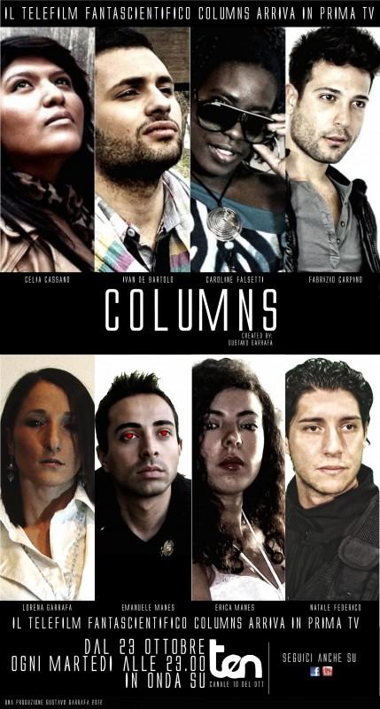 La locandina di Columns