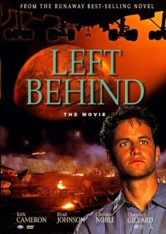 Left Behind: la locandina del film