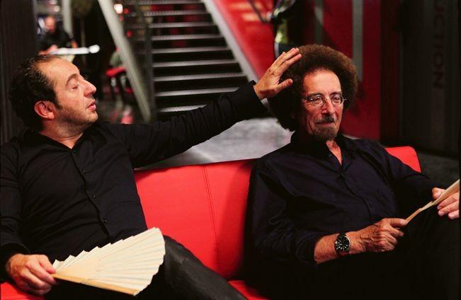 Stars 80: Jean Schultheis e Patrick Timsit in una scena
