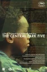 The Central Park Five: la locandina del film
