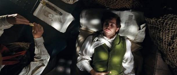 Cloud Atlas: Jim Sturgess interpreta Adam Ewing