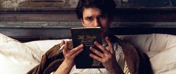 Cloud Atlas: Ben Whishaw in una scena