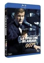 La copertina di Agente 007, la spia che mi amava (blu-ray)