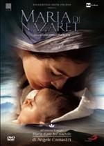 La copertina di Maria di Nazareth (dvd)