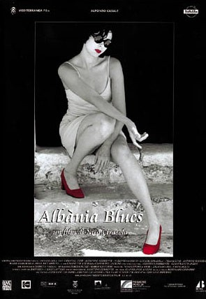 Albania Blues: la locandina del film
