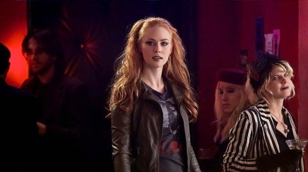 Deborah Ann Woll in una scena dell'episodio Let's Boot and Rally della quinta stagione di True Blood