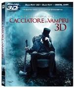 La copertina di La leggenda del cacciatore di vampiri 3D (blu-ray)