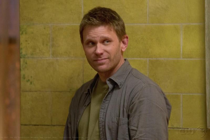 Mark Pellegrino in una scena dell'episodio Repo Man della settima stagione di Supernatural