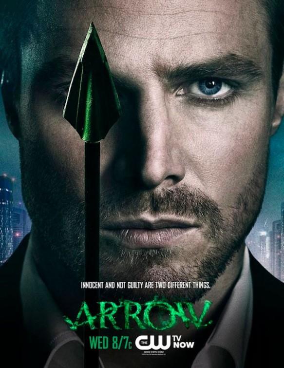 Arrow: un nuovo poster della serie CW