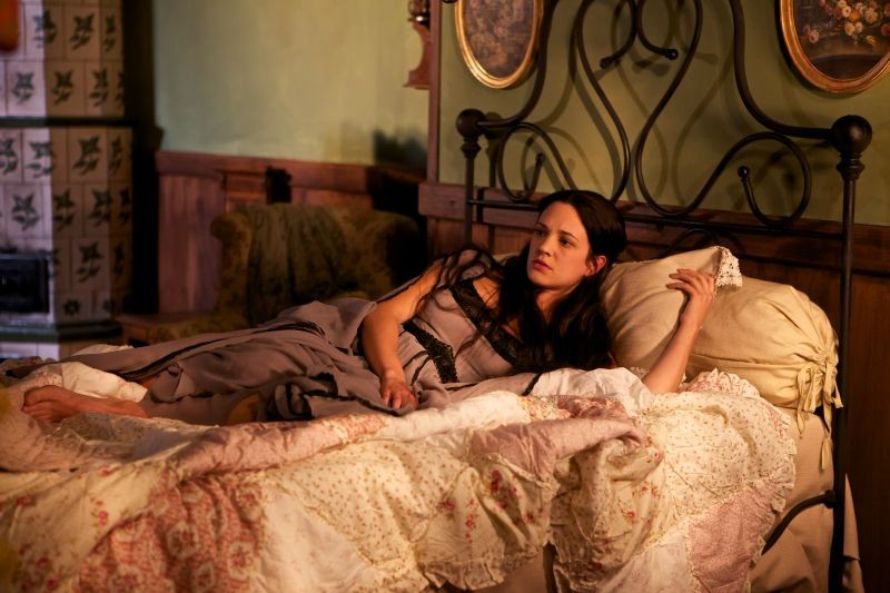 Asia Argento in Dracula 3D