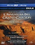 La copertina di L'avventura del Grand Canyon - Fiume a rischio (blu-ray)
