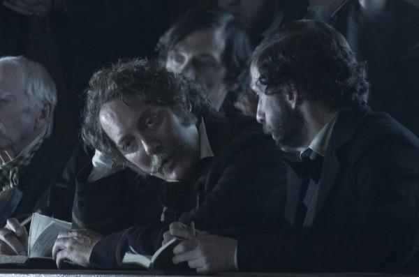 Lincoln: James Spader in una scena del film