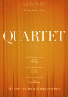 Quartet: la locandina del film