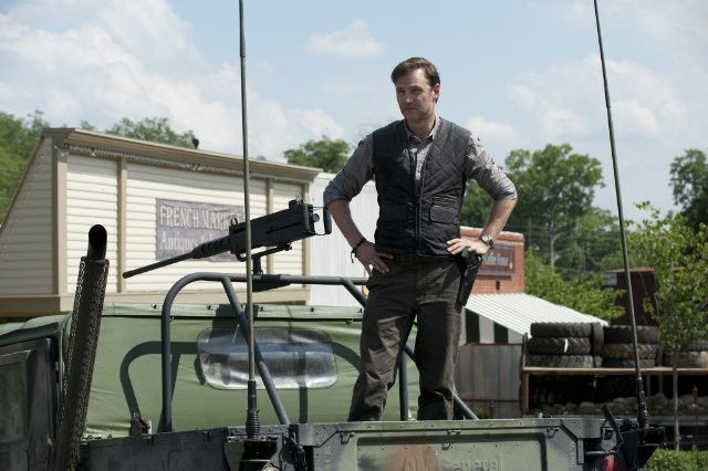 The Walking Dead: David Morrissey è il Governatore nell'episodio Benvenuti a Woodbury