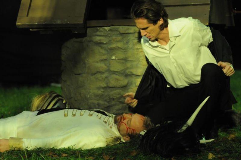 Ixjana: Borys Szyc e Sambor Czarnota in una drammatica scena