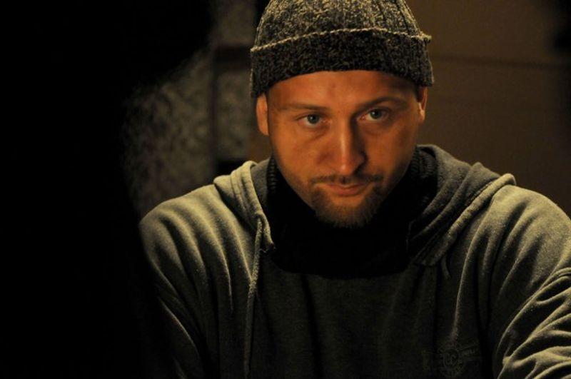 Ixjana: Borys Szyc in una scena