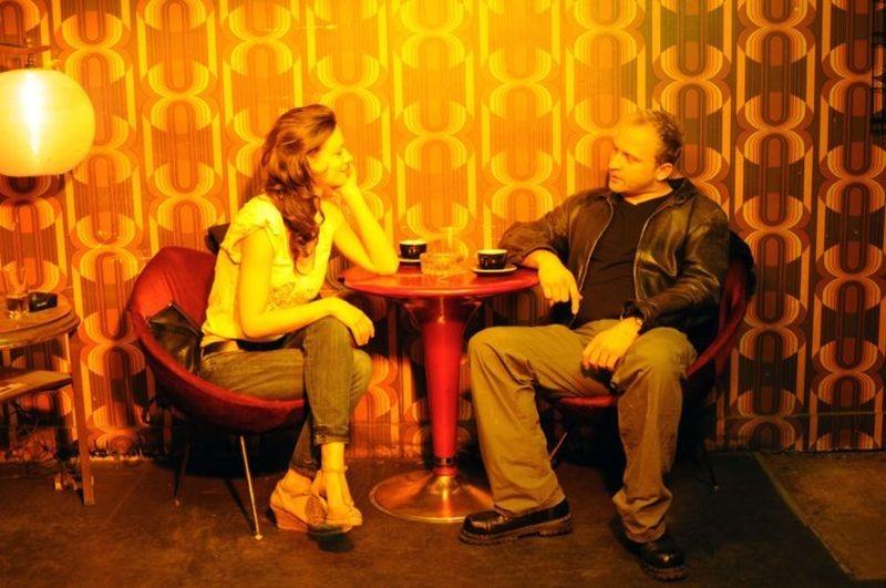 Ixjana: Magdalena Boczarska e Borys Szyc in un momento del film