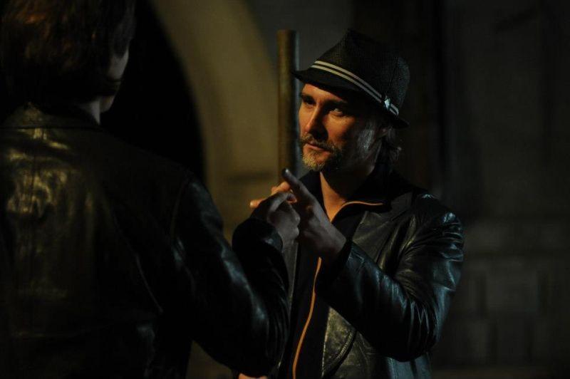 Ixjana: Mariusz Drężek in un'inquietante scena del film