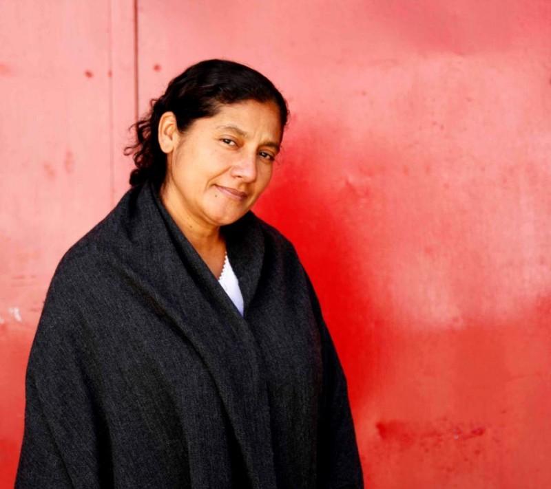 Mai morire: la protagonista del film Margarita Saldaña in una foto promozionale
