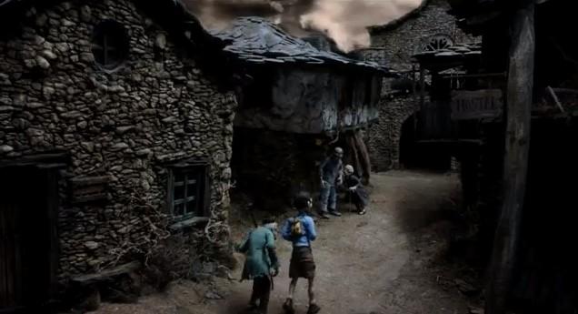 O Apóstolo: una sequenza del film d'animazione del 2012