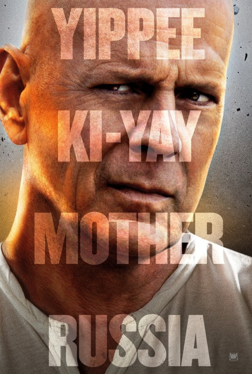 A Good Day To Die Hard: teaser poster