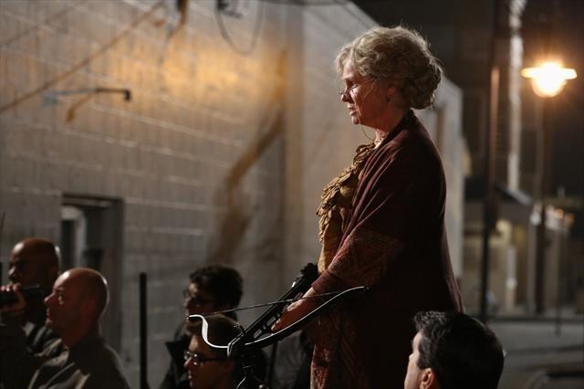 Beverly Elliott in un momento dell'episodio Child of the Moon della serie TV C'era una volta