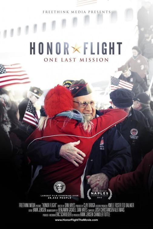 Honor Flight: la locandina del film
