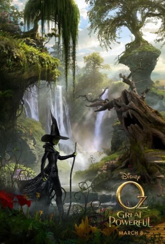 Il grande e potente Oz: la nuova locandina