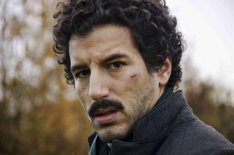 Itaker: Francesco Scianna in una scena del film