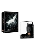 La copertina di Il cavaliere oscuro - Il ritorno - Trilogy Collection (dvd)