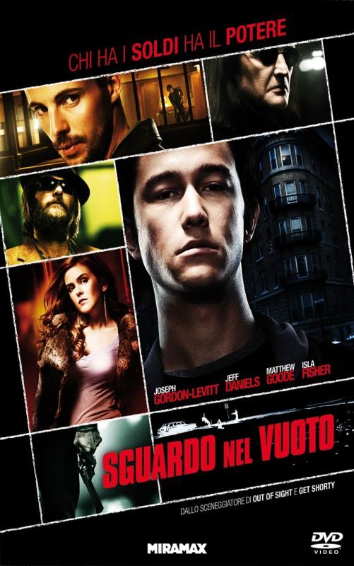 La copertina di Sguardo nel vuoto (dvd)