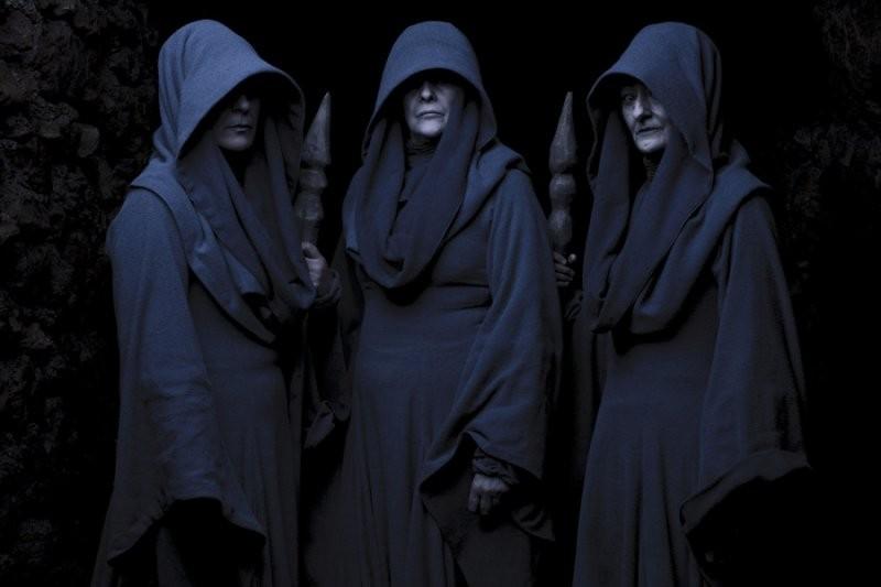 Merlin: un'immagine promozionale dell'episodio The Disir della quinta stagione