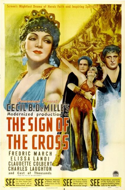 Il segno della croce: la locandina del film