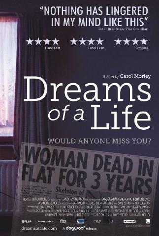 Dreams of a Life: la locandina del film