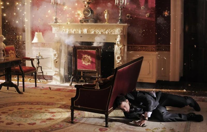 Channing Tatum nel bel mezzo di una sparatoria in White House Down