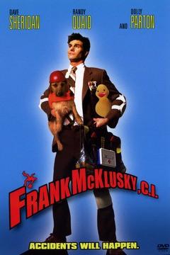 Frank McKlusky, investigatore assicurativo: la locandina del film