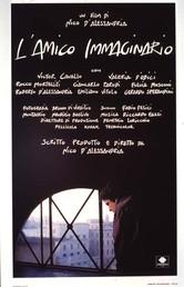 L\'amico immaginario: la locandina del film