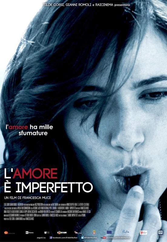 L'amore è imperfetto: la locandina del film