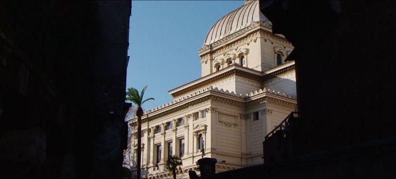 Ebrei a Roma: la sinagoga di Roma in una scena del documentario