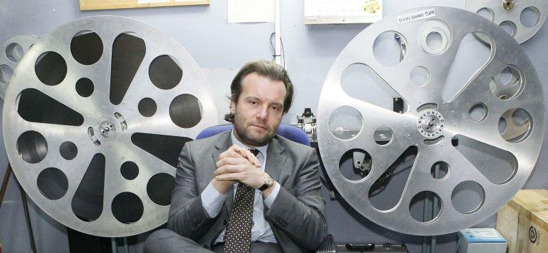 Giuliano Montaldo - Quattro volte vent'anni: il regista del documentario Marco Spagnoli