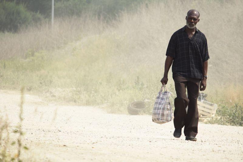Italian Movies: Eriq Ebouaney in una scena del film