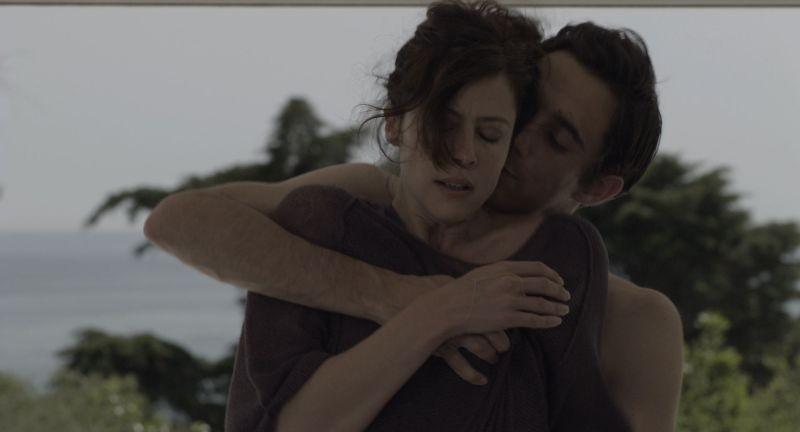 Photo: Anna Mouglalis in una scena del film con Simão Cayatte