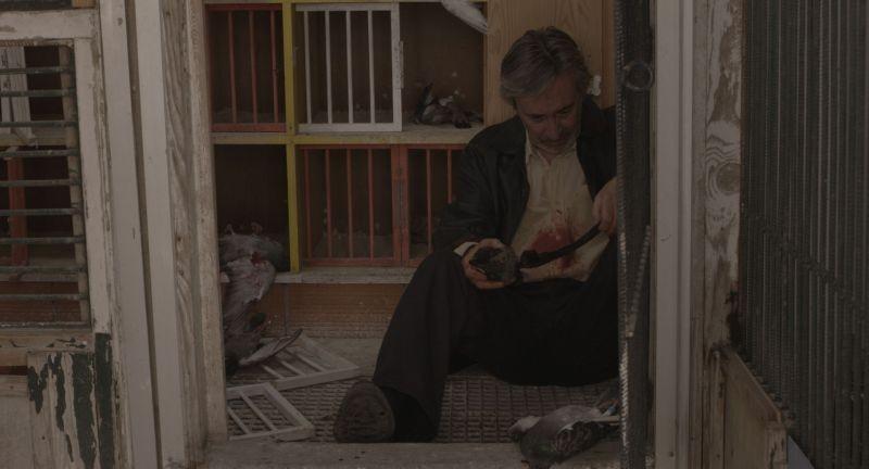 Photo: Didier Sandre in una scena del film