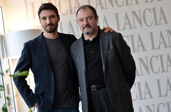 Roma 2012: Carlo Lucarelli e Giampaolo Morelli presentano L'isola dell'angelo caduto
